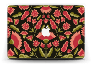 Roses graphiques Skin MacBook Air 13""