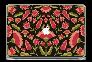 "Roses graphiques Skin MacBook Pro 17"" -2015"
