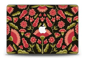 """Roses graphiques Skin MacBook Pro Retina 15"""" 2015"""