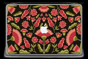 "Roses graphiques Skin MacBook Pro 15"" -2015"