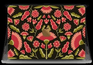 "Roses graphiques Skin MacBook 12"""