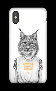 Grrrls deksel IPhone X
