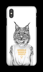 Grrrls kuoret IPhone XS Max