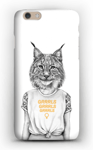 Grrrls kuoret IPhone 6