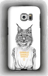 Grrrls kuoret Galaxy S6 Edge