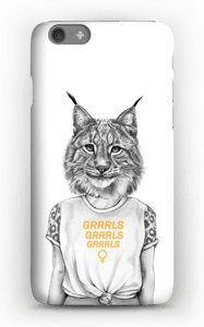 Grrrls kuoret IPhone 6s