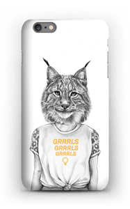 GRRRLS Coque  IPhone 6s Plus