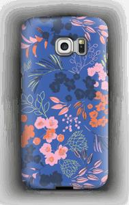 Kukat kuoret Galaxy S6 Edge