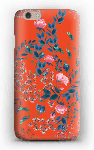 Wild florwers case IPhone 6