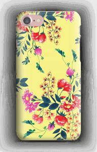 Kukkalehto kuoret IPhone 7