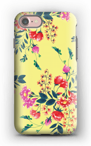 Friday Flowers case IPhone 7 tough