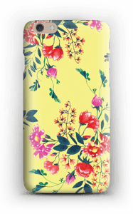 Friday Flowers case IPhone 6 Plus