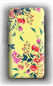 Fleurs & jaune Coque  IPhone 6s Plus