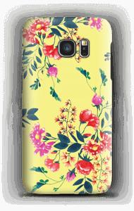 Kukkalehto kuoret Galaxy S7
