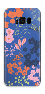 Sweet flowers  skin Galaxy S8