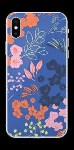 Kukat tarrakuori IPhone XS