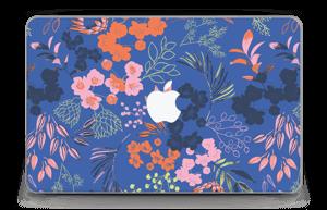 "Fleurs & bleu Skin MacBook Air 11"""