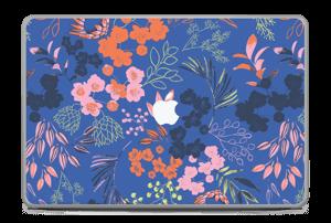 """Fleurs & bleu Skin MacBook Pro 17"""" -2015"""