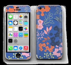 Kukat tarrakuori IPhone 5c