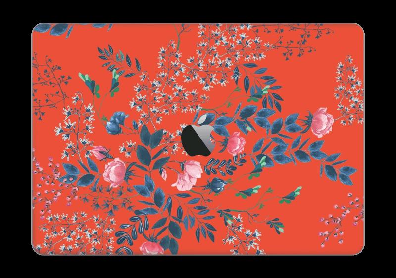 "Rouge & fleurs Skin MacBook Pro 13"" 2016-"