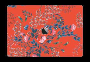 "Rouge & fleurs Skin MacBook Pro 15"" 2016-"