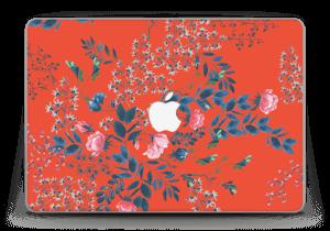 "Rouge & fleurs Skin MacBook Pro Retina 13"" 2015"