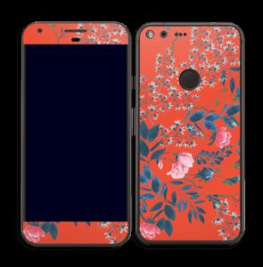 Rouge & fleurs Skin Pixel XL