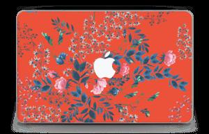 """Rouge & fleurs Skin MacBook Air 11"""""""