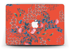 Rouge & fleurs Skin MacBook Air 13""