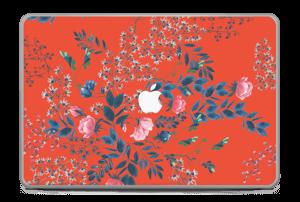 "Rouge & fleurs Skin MacBook Pro 17"" -2015"