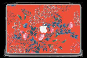 "Rouge & fleurs Skin MacBook Pro 15"" -2015"
