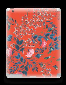 Rouge & fleurs Skin IPad 4/3/2