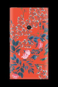 Kukinnot tarrakuori Nokia Lumia 920