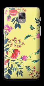 Kukkalehto tarrakuori OnePlus 3