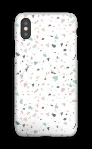 Terrazzo kuoret IPhone XS