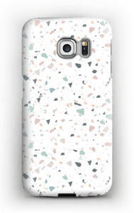 Terrazzo kuoret Galaxy S6 Edge