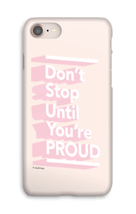 Don't Stop kuoret IPhone 8