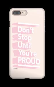 Don't stop Coque  IPhone 8 Plus