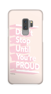 Don't stop Coque  Galaxy S9 Plus