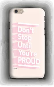 Don't stop Coque  IPhone 6 Plus