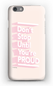 Don't Stop kuoret IPhone 6s