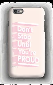 Don't Stop kuoret IPhone 6 Plus tough