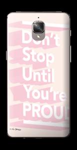Don't Stop Skin OnePlus 3