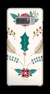 Weiße Weihnacht Handyhülle Galaxy Note8