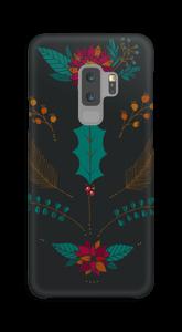 Winter Night Bouquet case Galaxy S9 Plus