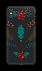 Winter Night Bouquet case IPhone XS Max
