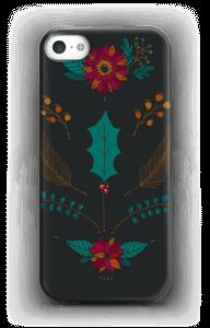Winter Bouquet dark  Coque  IPhone 5/5S