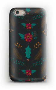 Winter Night Bouquet Coque  IPhone 6 tough