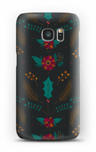 Winter dunkler Zauber Handyhülle Galaxy S7