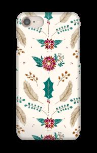 Winter Light Bouquet Coque  IPhone 8